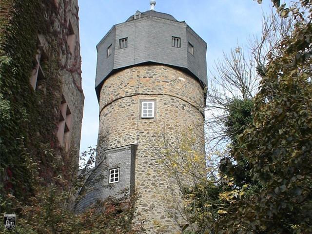 Burg Gießen, Altes Schloss in Hessen