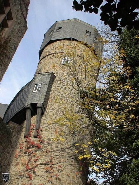 Burg Gießen, Altes Schloss