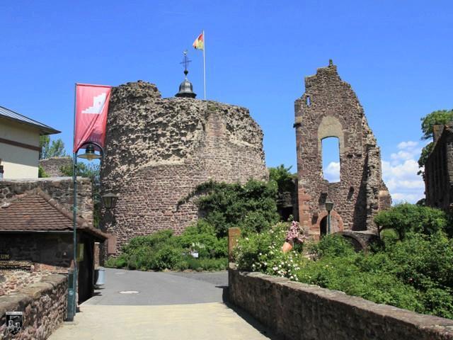 Burg Hayn, Dreieichenhain in Hessen