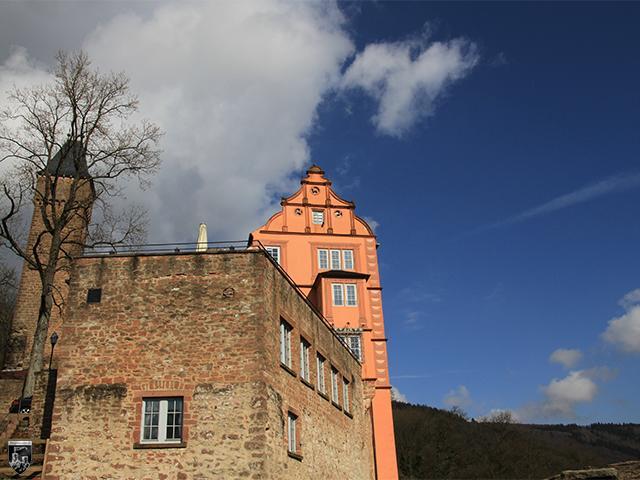 Burg Hirschhorn