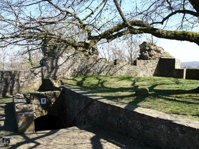 Burg Hohenburg, Homberg-Efze