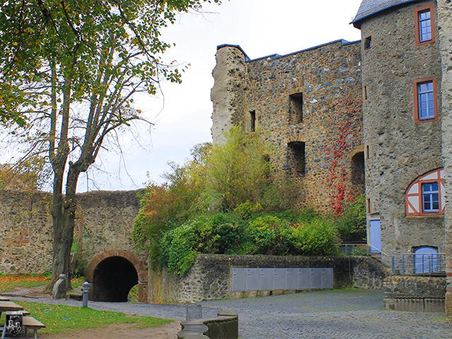 Burg Hohensolms in Hessen