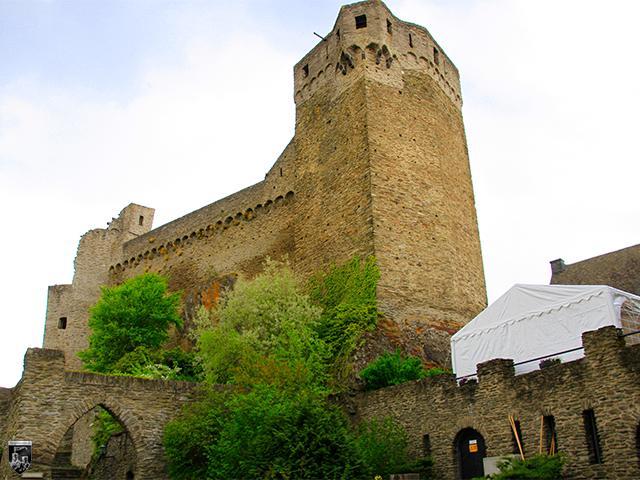 Burg Hohenstein in Hessen