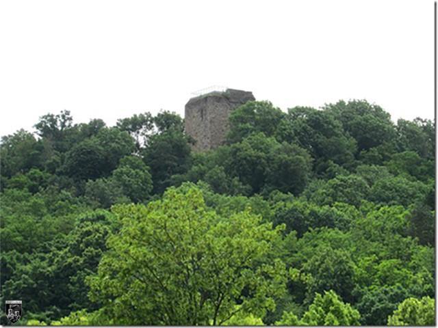 Burg Kalsmunt, Calsmund in Hessen