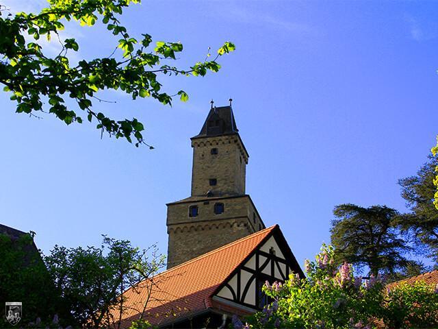 Burg Kronberg in Hessen