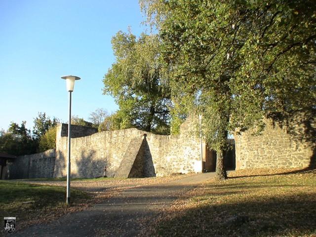 Burg Lissberg, Lißberg in Hessen