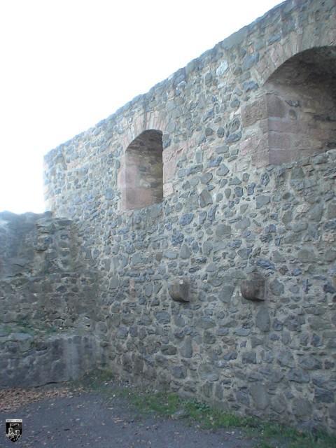 Burg Lissberg, Lißberg