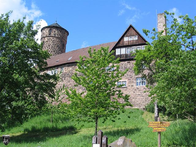 Burg Ludwigstein in Hessen