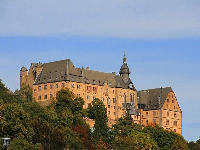 Landgrafenschloss Marburg, Schloss Marburg in Hessen