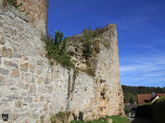 Burg Mellnau