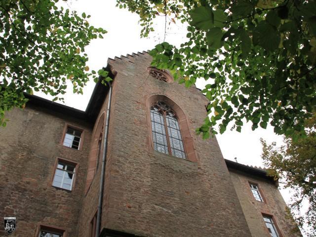 Burg Neckarsteinach, Mittelburg