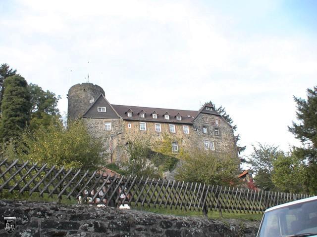Burg Nordeck in Hessen