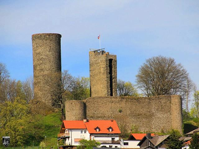 Burg Oberreifenberg, Reifenberg in Hessen