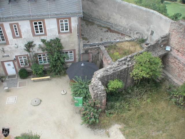 Festung Otzberg, Veste Otzberg in Hessen