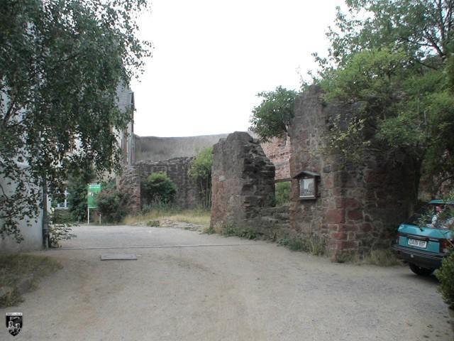 Burg Otzberg, Veste Otzberg