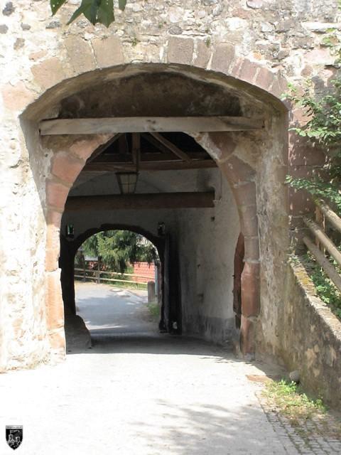 Weihnachtsmarkt Otzberg.Veste Otzberg Festung Otzberg Ruine Gipfelburg Burgenarchiv De