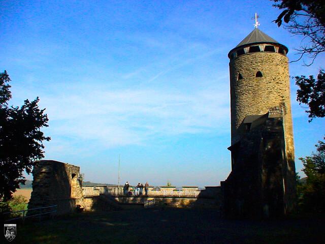 Burg Philippstein in Hessen