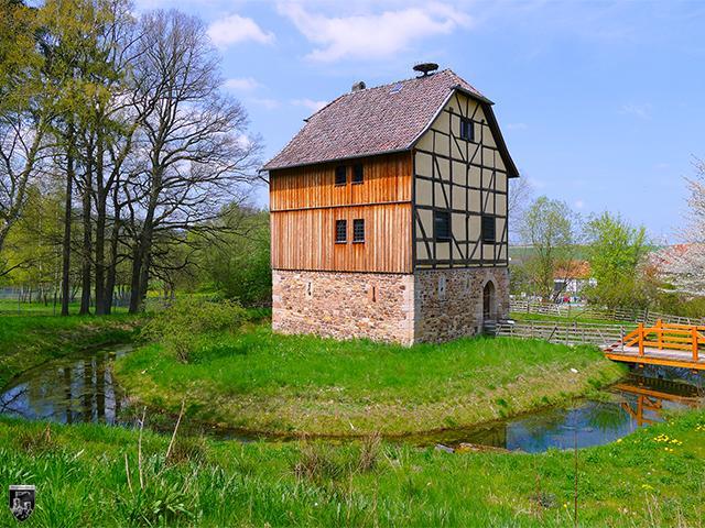 Festes Haus Ransbach in Hessen