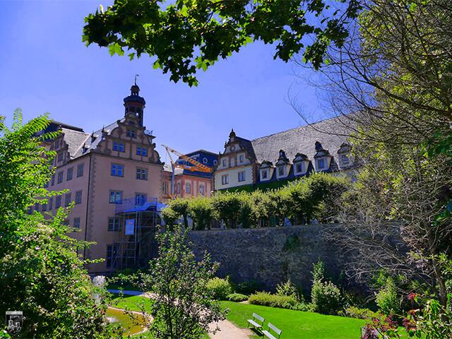 Residenzschloss Darmstadt in Hessen