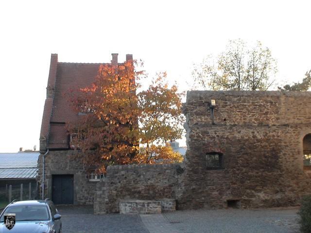 Burg Rockenberg in Hessen