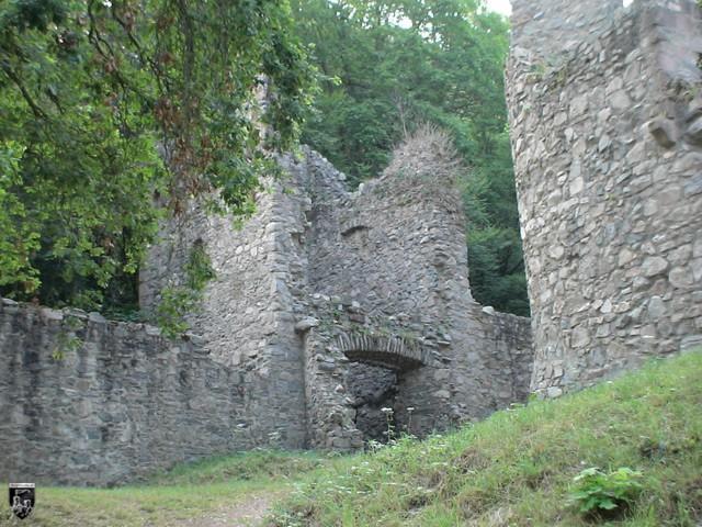 Burg Rodenstein in Hessen