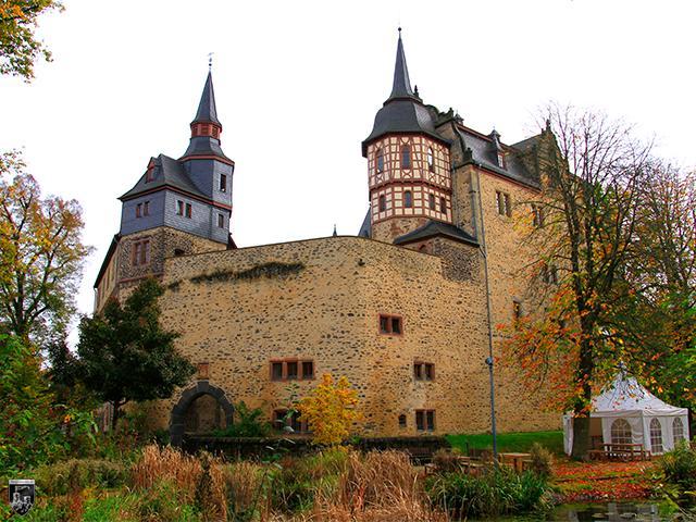 Schloss Romrod in Hessen