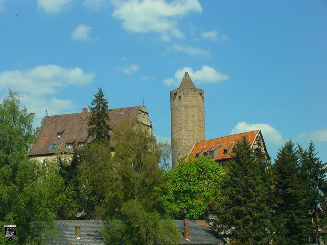 Burgenstadt Schlitz in Hessen