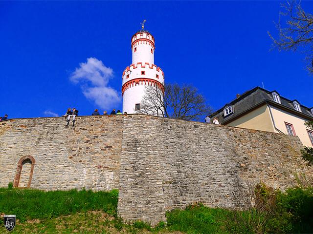 Schloss Bad Homburg in Hessen