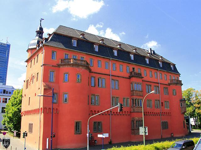 Schloss Isenburg, Isenburger Schloss in Hessen