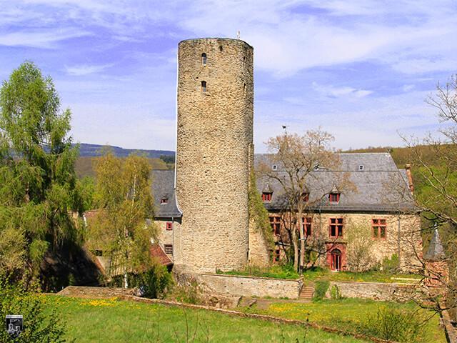 Schloss Kransberg in Hessen