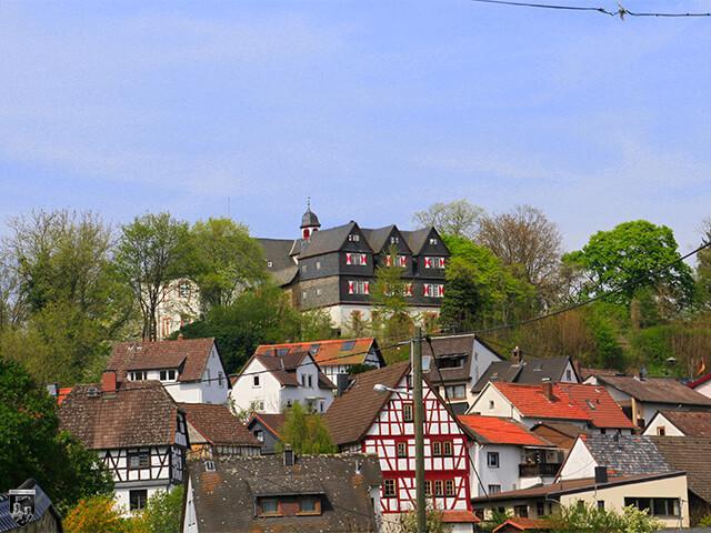 Schloss Neuweilnau in Hessen