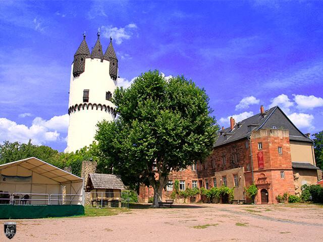 Schloss Steinheim in Hessen