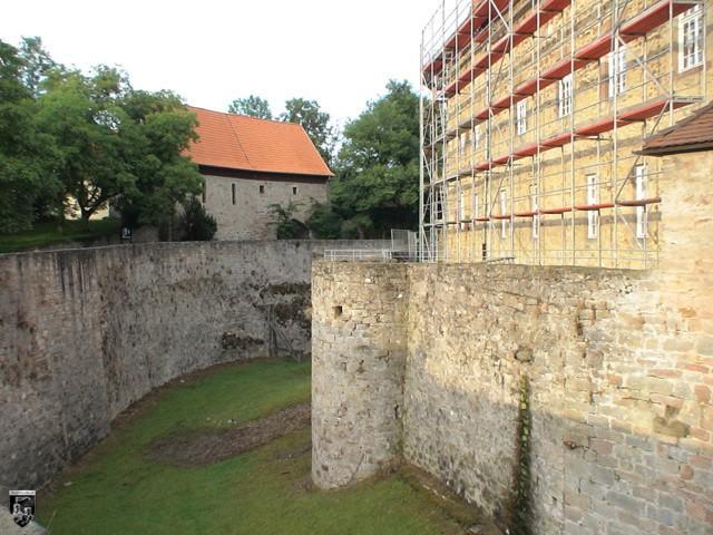 Burg Spangenberg in Hessen