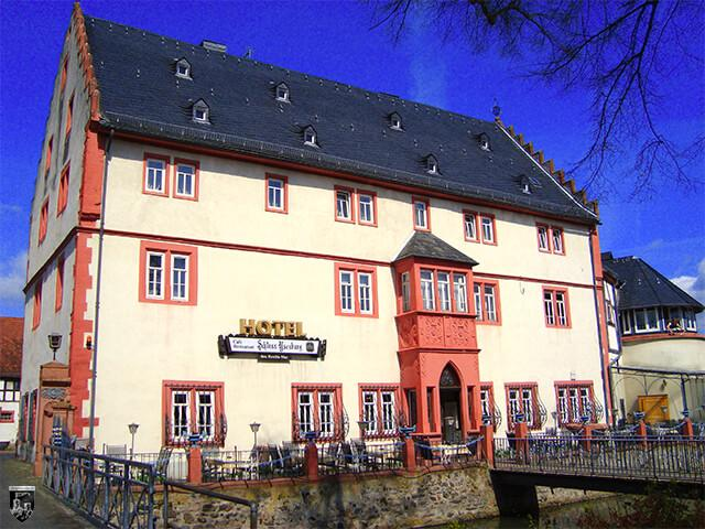 Burg Staden, Schloss Ysenburg in Hessen