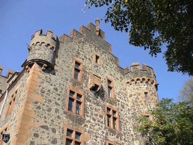 Burg Staufenberg in Hessen