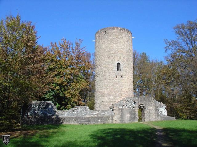 Burg Stolzenberg in Hessen