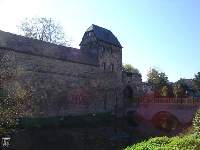Burg Vilbel in Hessen