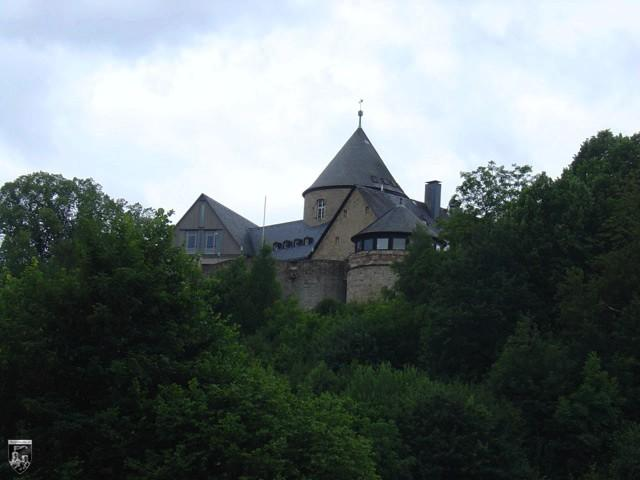 Burg Waldeck in Hessen