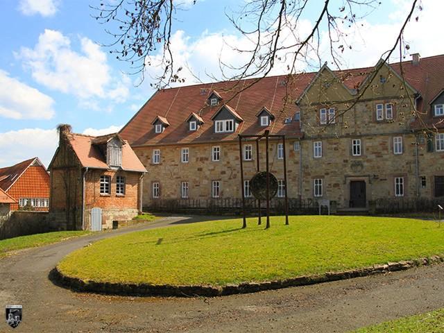 Burg Wolfhagen in Hessen