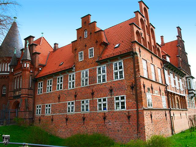 Schloss Bergedorf in Hamburg