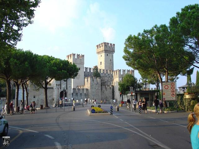Burg Castello Sirmione