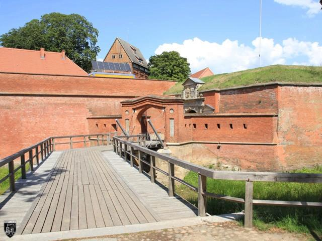 Burg Dömitz in Mecklenburg-Vorpommern
