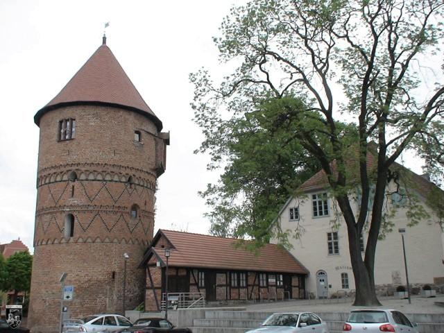 Burg Lübz, Eldenburg