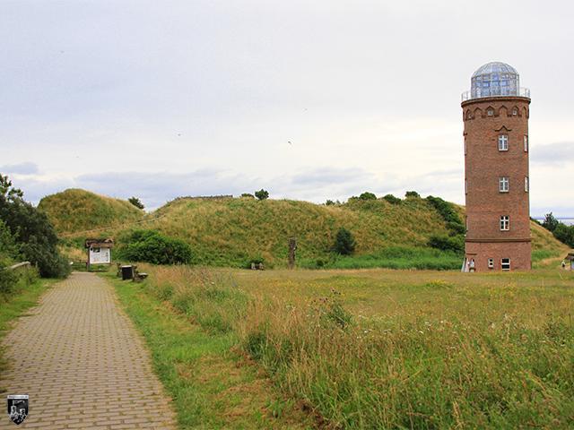 Jaromarsburg auf Rügen in Mecklenburg-Vorpommern