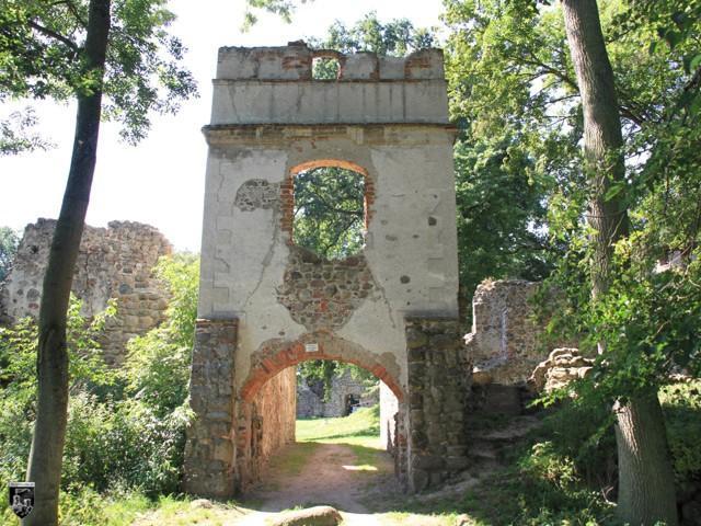 Burg Landskron in Mecklenburg-Vorpommern