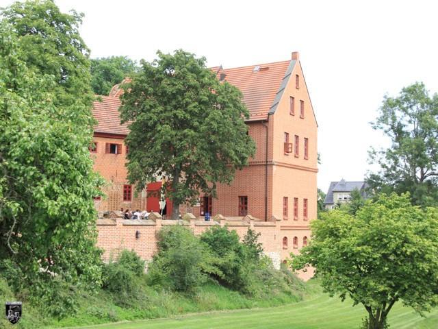 Burg Penzlin in Mecklenburg-Vorpommern