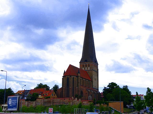 Burg Rostock, Roztoc