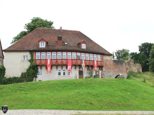 Burg Stargard in Mecklenburg-Vorpommern