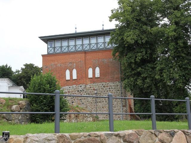 Burg Wittenburg in Mecklenburg-Vorpommern