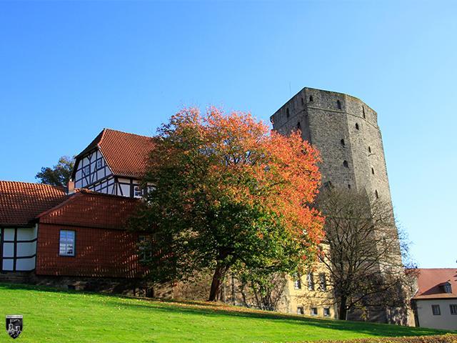 Burg Adelebsen in Niedersachsen